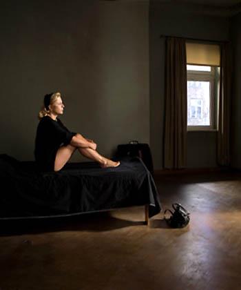 Krystyna Janda jak u Hoppera