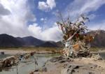 Brahmaputra Yargun Tybet pochówekwodny