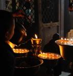 klasztor Samye Tybet buddyzmmnich