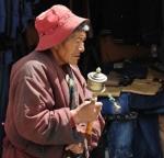 Tybet Jokhang Lhasa buddyzm pielgrzymklasztor
