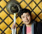 Pema w klasztorzse Samje _Tybet