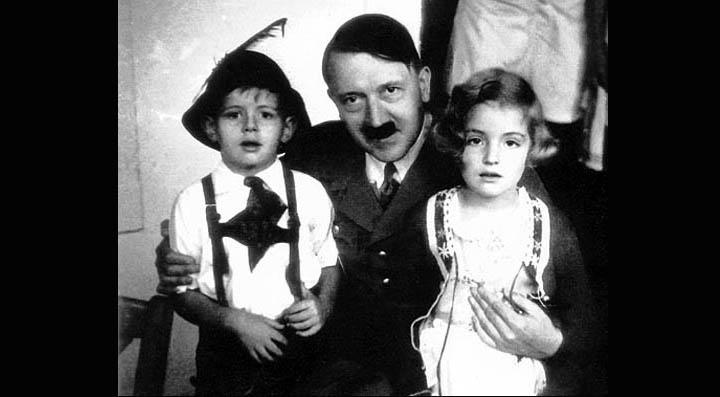 семья гитлера фото