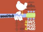 Woodstock Logo plakat