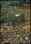 zdjcie z Festiwalu Woodstock w 1969r
