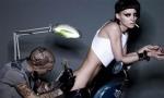 Rooney Mara Dziewczyna wtatuażem