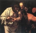 caravaggio Niewierność św.Tomasza