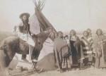 Lakota-Sioux Pine RidgeReservation