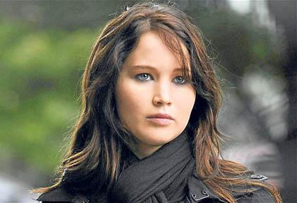 """Błyskotliwie i zabawnie (Jennifer Lawrence w """"Poradniku pozytywnego myślenia"""")"""