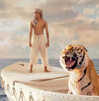"""Ang Lee: """"Trzeba chronić harmonię świata, nawet w obecności tygrysa"""" (""""Życie Pi"""")"""