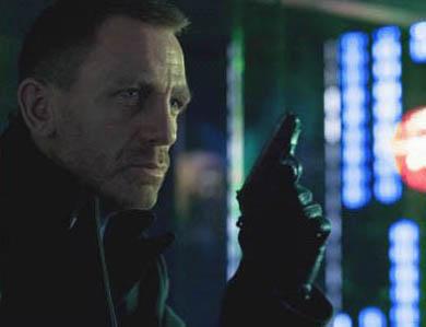 """Mrocznie i dekadencko (Daniel Craig w """"Skyfall"""")"""