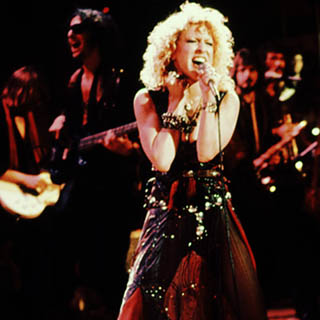 "Bette Midler w ""The Rose"""