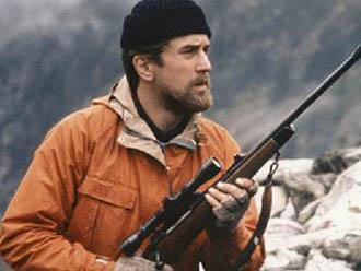 """Robert De Niro w """"Łowcy jeleni"""""""