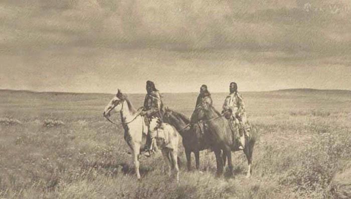 Indianie prerii
