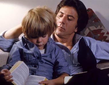 """Dustin Hoffman w """"Sprawie Kramerów"""""""