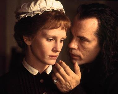 "Julia Roberts i John Malkovich w ""Mary Reilley"""