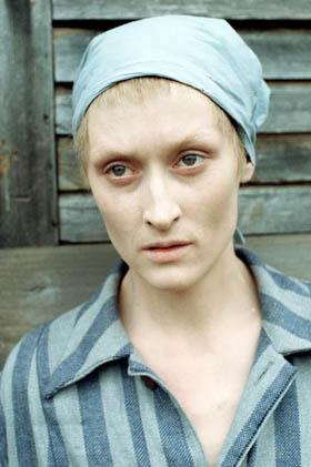 """Meryl Streep w """"Wyborze Zofii"""""""