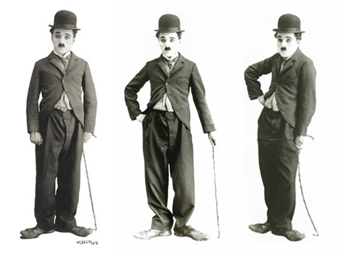 """""""Najwspanialszą pantomimę, najgłębszą emocję, najbogatszą i najbardziej gorzką poezję odnajdziemy w filmach Chaplina"""" (J. Agee)"""