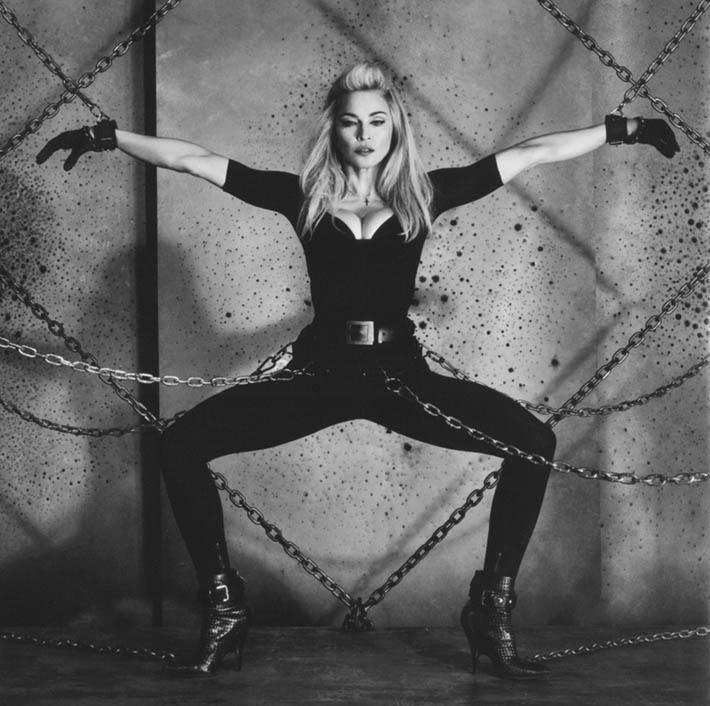 Madonna - kolejny image na sprzedaż