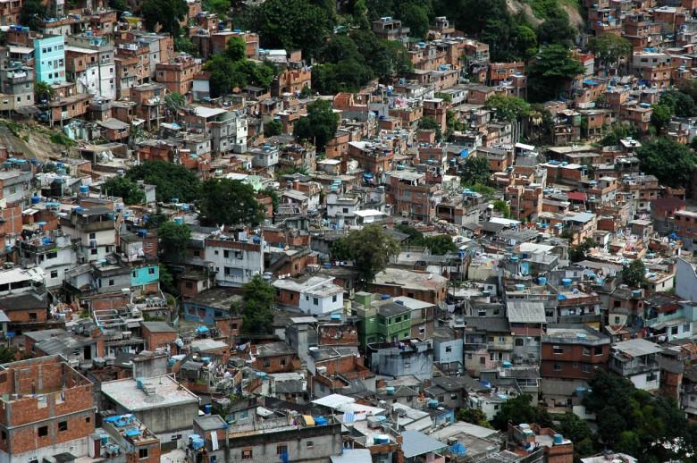 Racinha - slumsowa dżungla zamieszkana przez ludzi