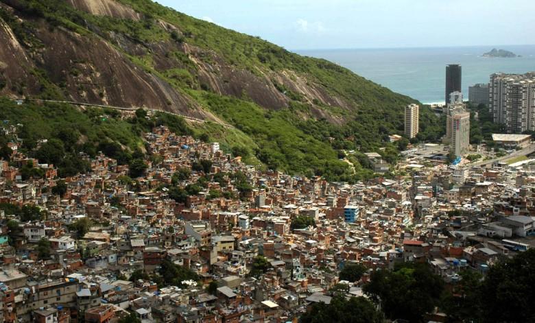 Racinha – slumsowa dżungla zamieszkana przez ludzi