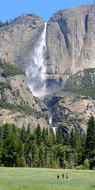 W Dolinie Yosemite