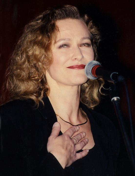 Edyta Geppert (zdjęcie własne)