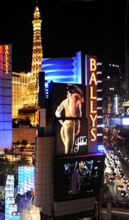 Las Vegas - kolorowy zawrót głowy