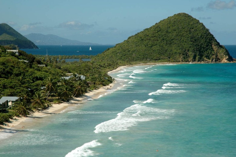 Karaibska klasyka - Tortola (Brytyjskie Wyspy Dziewicze)