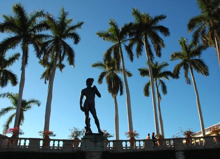 Dawid Michała Anioła... na Florydzie - Sarasota