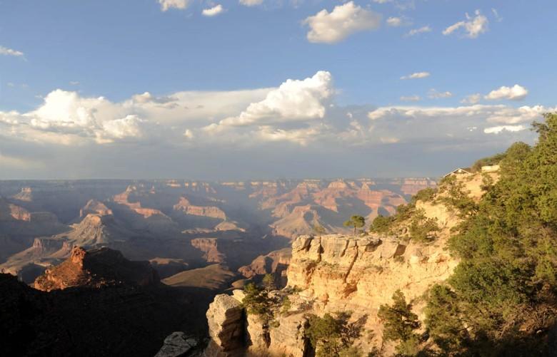 Wielki Kanion Rzeki Kolorado w Arizonie