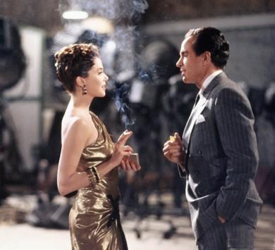"""Kobieta, adrenalina, siwy dym i testosteron - Annette Bening i Warren Beatty w filmie """"Bugsy"""""""