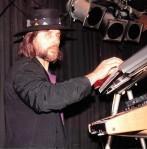Czesłam Niemen na koncercie w Chicago, pocz. lat 90-tych, fot. StanisławBłaszczyna