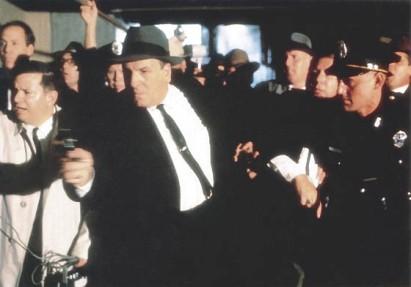 """Jack Ruby strzela do Oswalda   (""""Ruby"""")"""