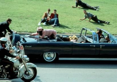"""Śmierć, która wstrząsnęła Ameryką  (""""JFK"""")"""