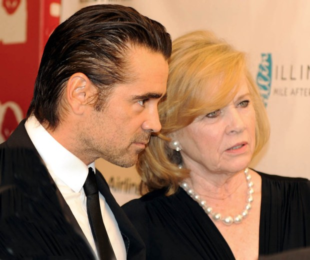 Liv Ullmann i Colin Farrell