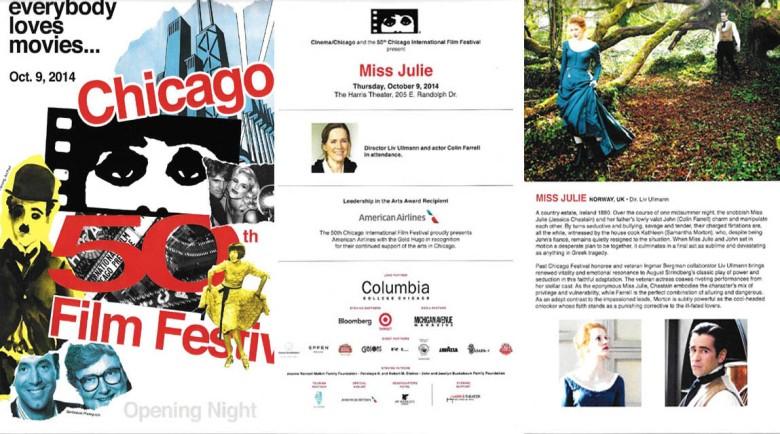 Program otwarcia Festiwalu - noc z