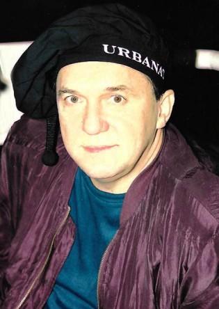 """Michał Urbaniak: """"Będąc chłopcem wiedziałem już, że jestem podróżnikiem i będę tam, gdzie będę mógł grać najwięcej, najlepiej i po swojemu."""" (zdjęcie własne)"""