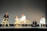Dziennik Gombrowicz teatr IMKA (Piotr Adamczyk, Magdalena Cielecka, Jan Peszek, Tomasz Karolak, Andrzej Konopka)