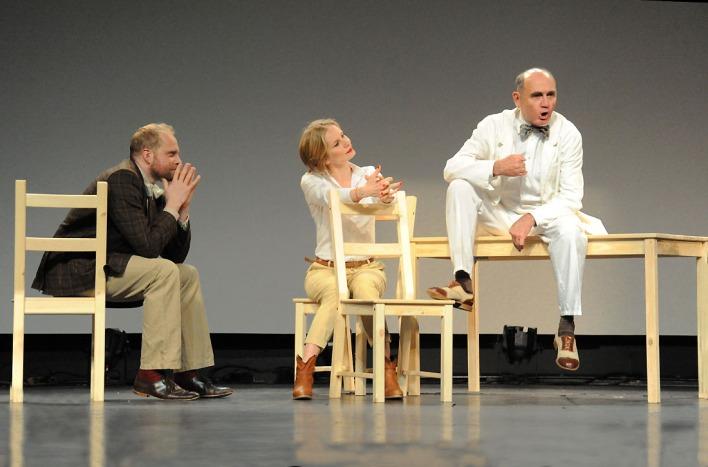 Gombrowicz zdekonsruowany (Piotr Adamczyk, Magda Cielecka i Jan Peszek mówią