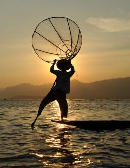 The fishermen of Inle Lake (Burma) (10)