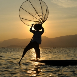 The fishermen of Inle Lake (Burma) (10)