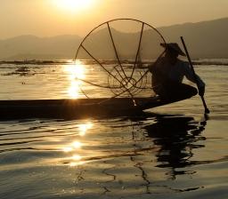 The fishermen of Inle Lake (Burma) (11)