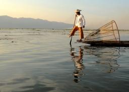 The fishermen of Inle Lake (Burma) (6)