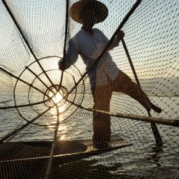 The fishermen of Inle Lake (Burma) (8)