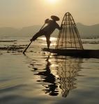 The fishermen of Inle Lake (Burma) (9)