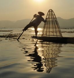 The fishermen of Inle Lake (Burma) (9)
