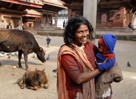 Ludzie Nepalu fot. Stanisław Błaszczyna (11)