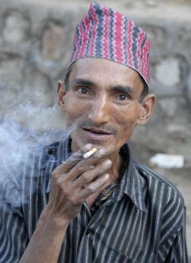 Ludzie Nepalu fot. Stanisław Błaszczyna (18)