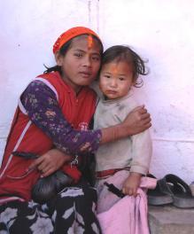 Ludzie Nepalu fot. Stanisław Błaszczyna (22)