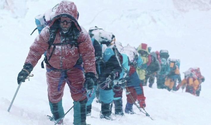 Zdobywanie góry, której nigdy nie można pokonać (